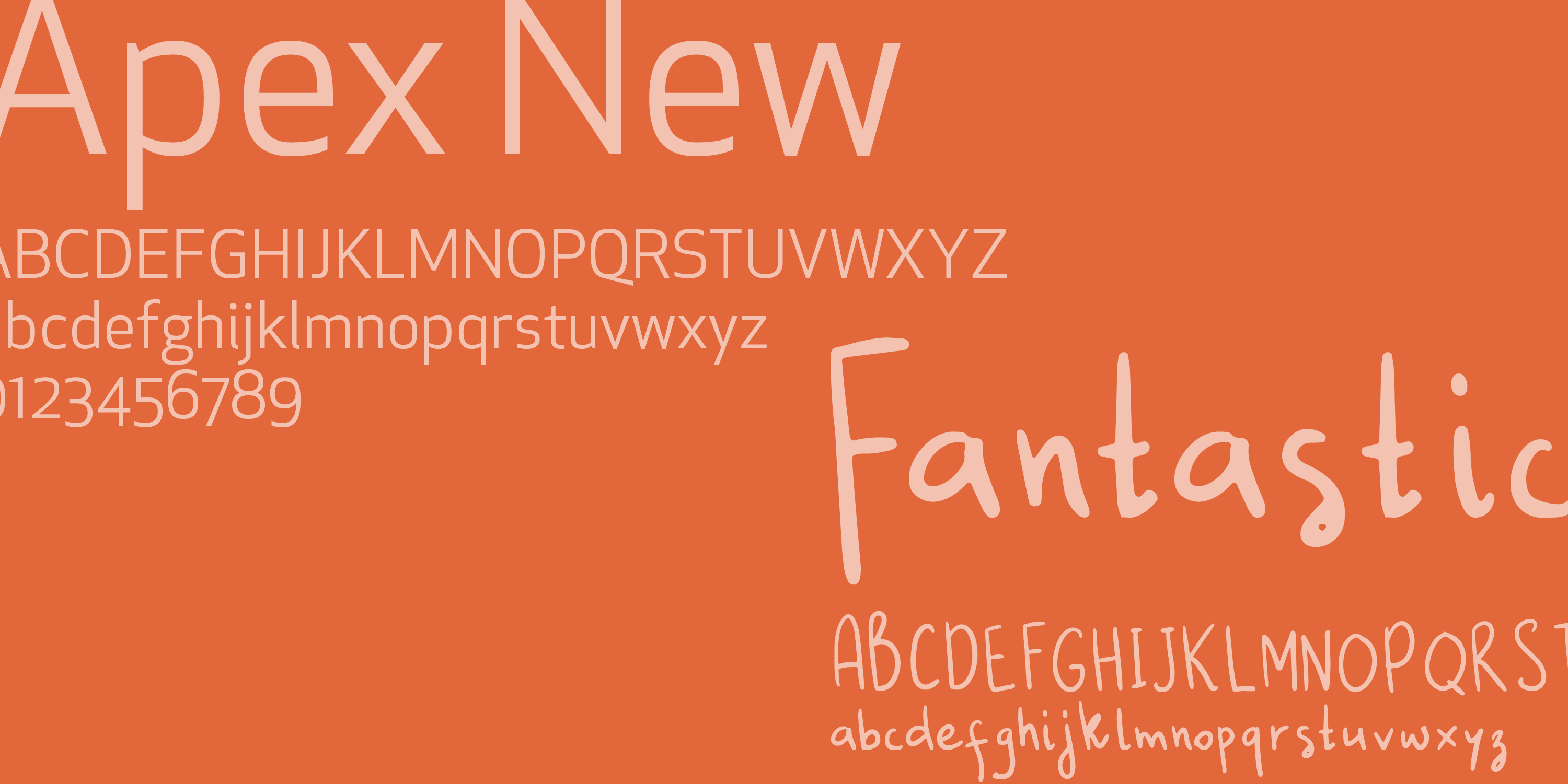 Yardiac Fonts